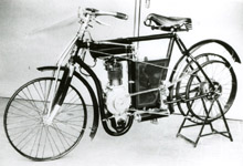 Motor Laurin Klement